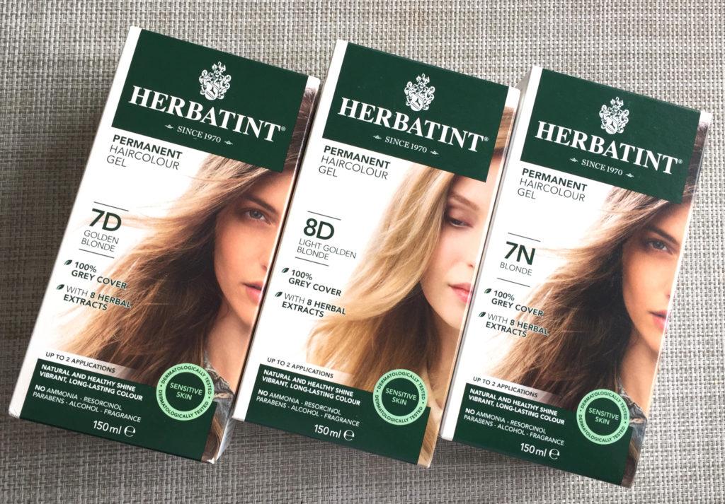 Herbatint-kestovärit